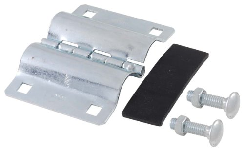 LDR 510 2120 Heavy Gauge Galvanized Steel Pipe Repair Clamps, 3/4-Inch by LDR Industries (Image #1)