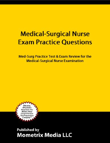 Medical Surgical Nurse Practice Questions First ebook product image