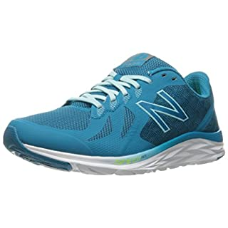 New Balance Women's 790 V6 Running Shoe, Deep Ozone Blue/Ozone Blue Glow/Lime Glow, 6 B US