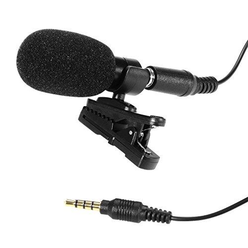Ohuhu Omnidirectional Condenser Microphone Smartphones