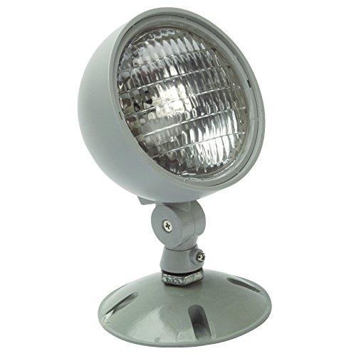 NICOR Lighting Weather Proof Emergency Remote Light Head Fixture (RHWP1)