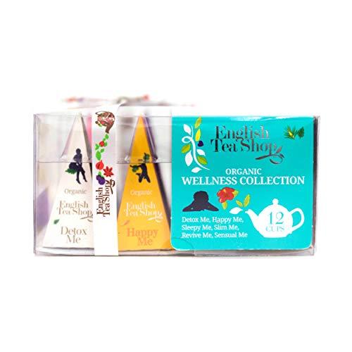 English Tea Shop Collection Pyramid, Wellness Tea, 24 Gram ()