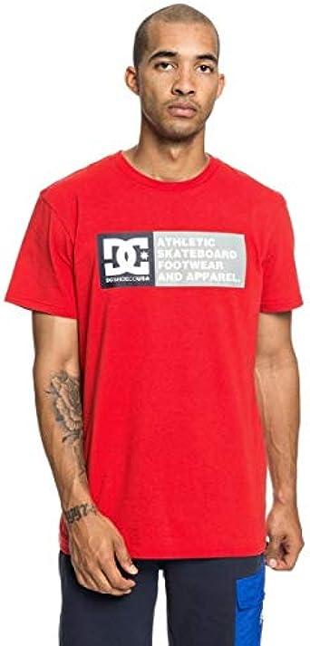 DC Shoes Vertical Zone - Camiseta para Hombre EDYZT03904 ...