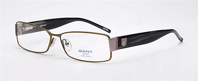 Amazon.com: Gant Glasses Women GW LISETTE SGRN Green Full Frame ...