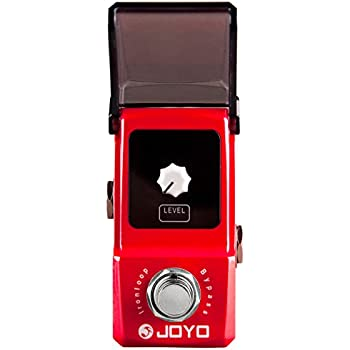 2017 new joyo jf 329 ironman series mini pedals iron loop guitar pedal musical. Black Bedroom Furniture Sets. Home Design Ideas