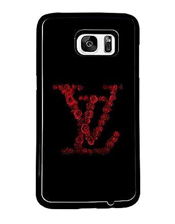 the latest 506d5 178c2 Samsung S7 Phone Case Edge Louis Vuitton Brand Retro Dustproof Phone ...