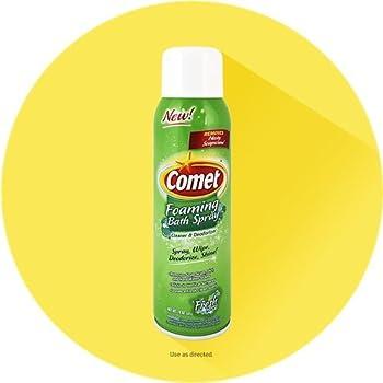 Amazon Com Comet Bath Cleaner Spray 32 Ounce Health