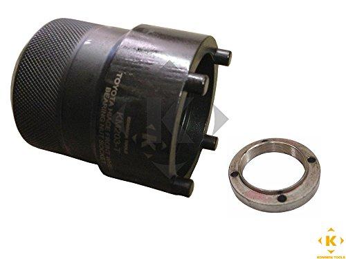 Toyota Wheel Bearing Nut Socket