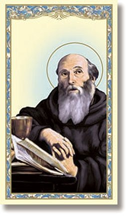 - Religious Saint Benedict Holy Prayer Card (10 pack)