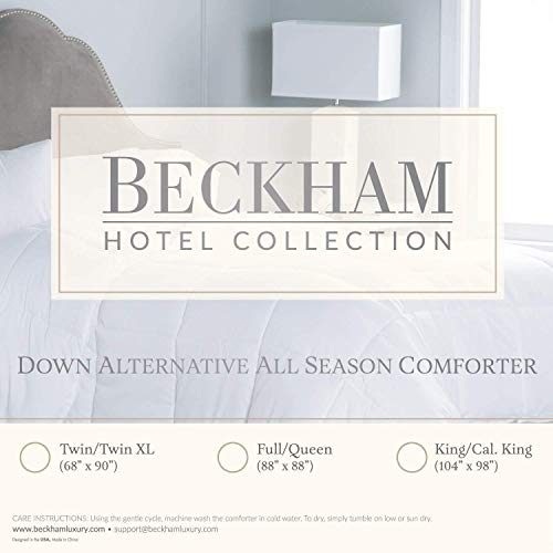 Beckham Hotel selection 1600 Series Duvets the way down Comforters
