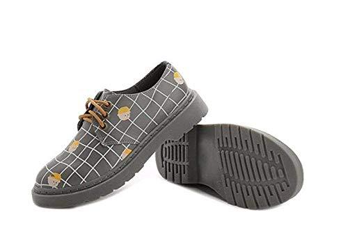 39 Rétro Eu Cross Pu Sed 's Chaussures Casual Femmes Bandage xwqqaFP8C