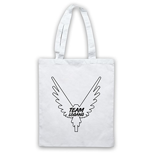 Team Logang d'emballage Apparel Blanc Sac Officieux par Inspired Inspire twW46qOxg