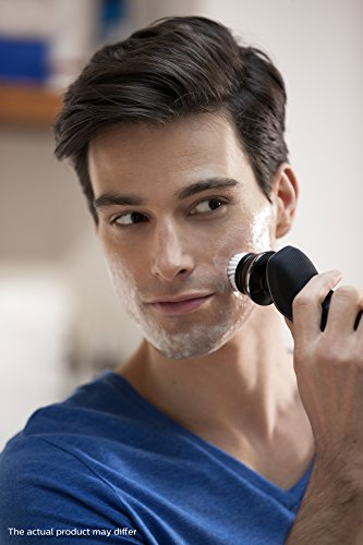 Philips Norelco Electric Shaver 9700, Cleansing Brush