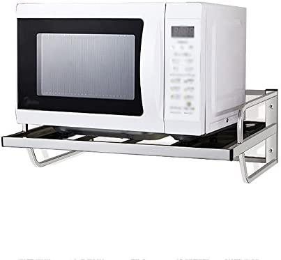 Kitchen organizer Shelves Estantes De Horno De Microondas De ...