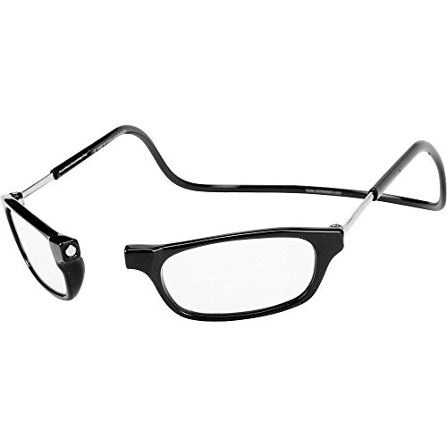 State Piece 3 Glass (Clic Original Readers (Black, 3 x))