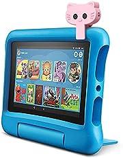 CPLUS Distance Sensor for Kids – Sensor Alarm for Nearsightedness Prevention – Cute Pink Cat Design – Professional Child Distance Alarm – Fire HD 7 8 10 Kids Tablet