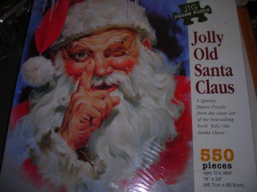Santa Jolly Old (Jolly Old Santa Claus Puzzle)