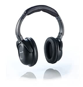 Nextbase NBCGIRHFSBP - Click And Go Series Wireless Infra Red Headphones by Nextbase