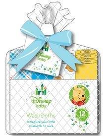 Disney Winnie the Pooh 12-Pack Washcloths