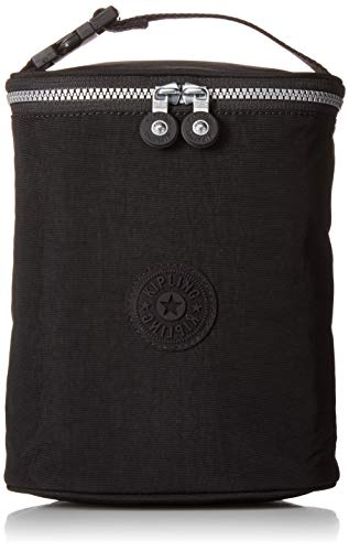 Kipling Insulated Baby Bottle Holder, Clip on Strap, Black by Kipling