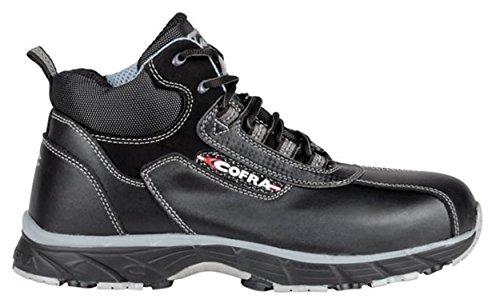 Cofra JV045-000.W44 New Terminator S3 SRC Chaussures de sécurité Taille 44 Noir