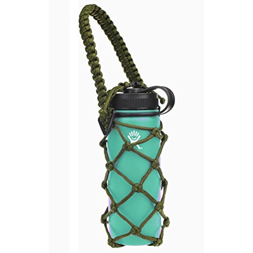 45 Degree Latitude Paracord Bottle Holder