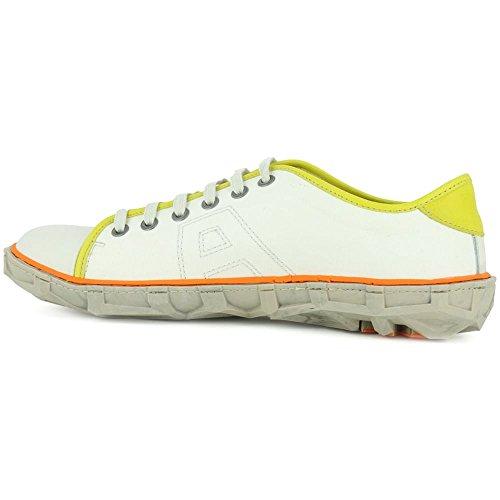 Art Mannen Tennisschoen Wit Wit