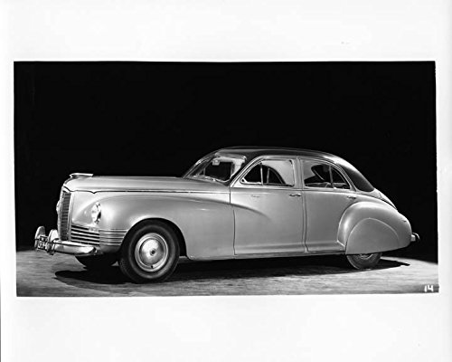 1942 Packard Clipper Two Tone 4 Dr Sedan Factory Photo for sale  Delivered anywhere in USA