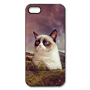 Grumpy Cat - Hard Plastic Case for Iphone 5c