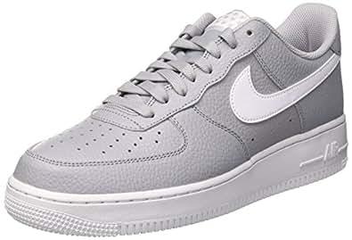   NIKE Men's Air Force 1 '07 Shoe, Wolf Grey