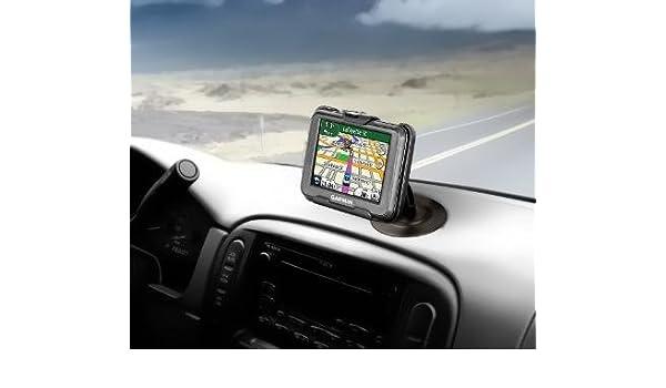 Soporte Adhesivo para Aut. Compatible con Garmin nuvi Serie ...
