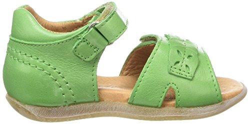 FroddoFroddo Baby Girls Sandal - Botines de Senderismo, Bebé-Niños Verde