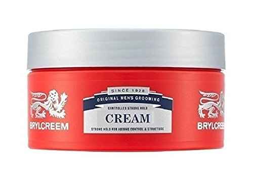 Invisible Styling Cream (Brylcreem Styling Hair Cream 75ml)