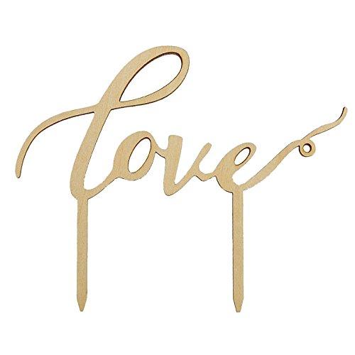 TOOGOOR-Love-Cake-Topper