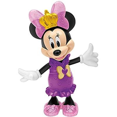 Fisher-Price Disney Minnie, Her Majesty Minnie: Toys & Games