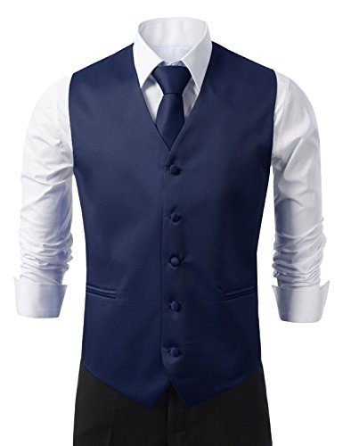 5xl dress vest - 1