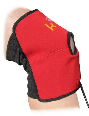Exceptional Value! Knee Heating Pad. Ideal for Your Sore, Aching Meniscus, ACL, MCL, LCL Knee Injury!
