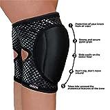 Queen Wear - Grip Pole Dance Knee Pads – Sleek