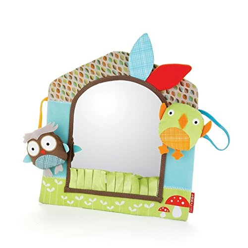 Skip Hop Baby Treetop Friends Activity Mirror, ()