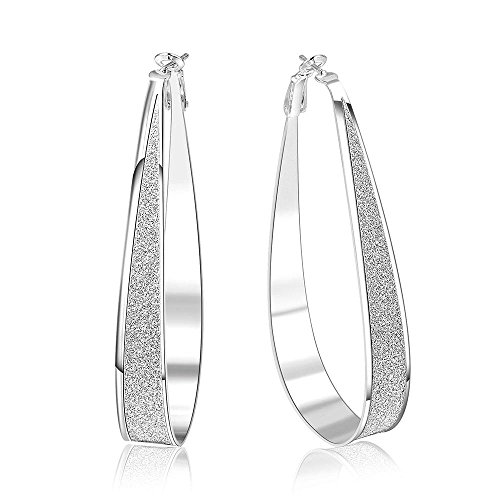 Arrival Classic Design Silver Earrings