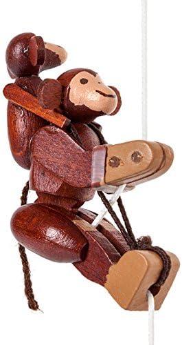 Miniatura de escalada Figura Mono con niño – Dregeno los ...