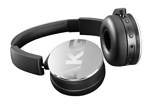 AKG Y50BT - Auriculares de diadema cerrados USB (Bluetooth, Micro...