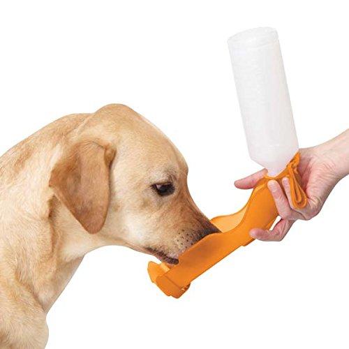 Guardian Gear Pet Waterer Handi-Drink Portable Water Drinking Bottle For Pets ()