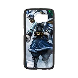 Generic for Samsung Galaxy S6 Cell Phone Case Black Swain Custom HLDKOLG9J2548
