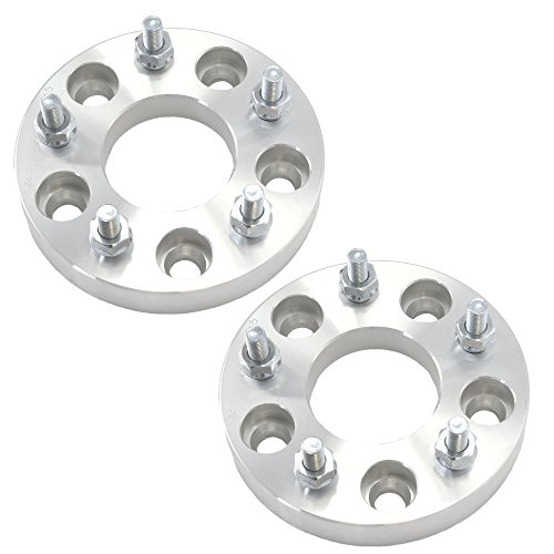 "2pcs 25mm (1"") 5x4.75 Wheel Spacers fits Corvette Camaro for sale  Delivered anywhere in USA"