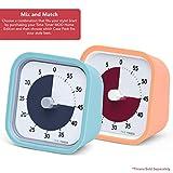 Time Timer - TTMC2-OB-W Home MOD Color Cases