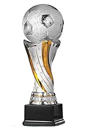 Trofeo Copa del Mundo Porcelana 32cm/43cm GRABADO Trofesport Trofeos PERSONALIZADOS Trofeos FutbolTrofeos Deportivos (43 cm altura): Amazon.es: Hogar