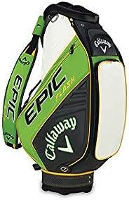 Callaway Golf 2019 Epic Flash Staff Cart Bag , Green/Charcoal/White