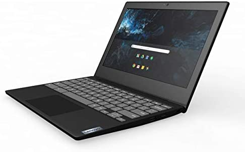 "2021 Premium Lenovo Chromebook 3 11.6"" Laptop Light Computer, Intel Celeron N4020 as much as 2.8GHz, 4GB DDR4 RAM, 32GB eMMC, 802.11AC, HD Webcam, UHD Graphics 600, Bluetooth, Chrome OS,w/Marxsol Cables"