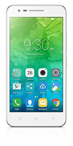 Lenovo C2 K10a40 5-Inch HD Android GSM Unlocked 8GB 4G LTE Dual Sim 8 MP International Version (White)